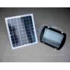 Светодиодная солнечная батарея 20w