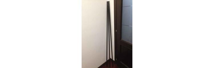 стеклопластиковые столбы 2м