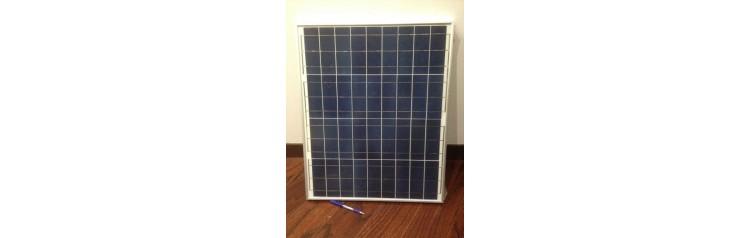 Солнечные панели электроизгороди