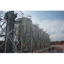 Силос хопер на 1250 тонн
