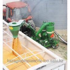 Пневмотранспортное оборудование для перегрузки зерна