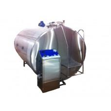 Танк-охладитель молока емкостью 12000 литров