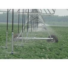Система дождевого орошения с круговым действием на 100 гектар