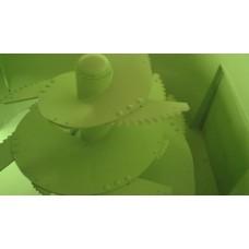 Кормораздатчик вертикальный на 10 кубов