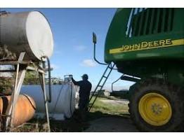 Топливо, требуемое для полевых работ
